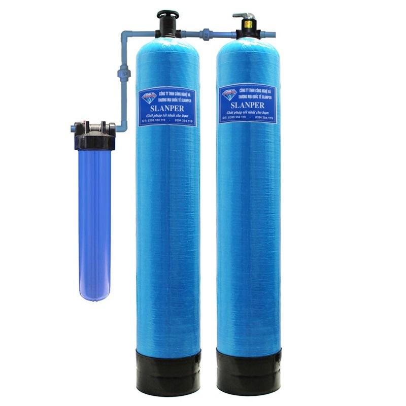 Hệ thống lọc nước sinh hoạt Slanper SLP.HH201